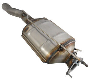 VW PHAETON 3.0D    DIESEL PARTICULATE FILTER NEW 048