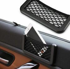 Elastic In Car Seat Side Storage Net Bag Phone Holder Storage Pocket Organizer