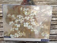 Pimpernel 6 TOVAGLIETTE 30.5 x 23 cm 8827 Dogwood in Primavera Nuovo in Scatola