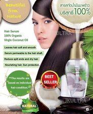 Mistine Virgin Organic Coconut Hair Serum From 100% Natural Coconut Oil