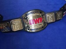 UWF Original Replica World Heavyweight Title UWF NWA World Class ECW WWF WWE NXT