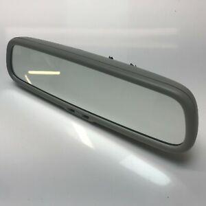 Vw Golf Mk4 Passat & Bora BUTTON TYPE Auto dimming rear view mirror dim #2