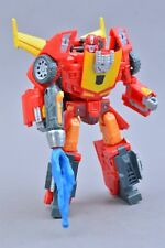 Transformers Reveal the Shield Rodimus Complete RTS Deluxe Hot Rod