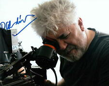 PEDRO ALMODOVAR.. All About My Mother Director - SIGNED