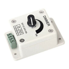 12V 24V 8A Switch Dimmer Brightness Controller Power Save for LED Strip Light