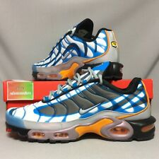Nike Air Max Plus PRM UK10 815994-400 Deluxe OG EUR45 US11 Tuned TN Premium blue