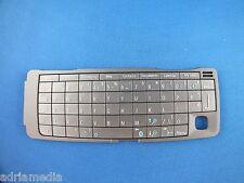 Orignal Nokia 9300  9300i Communicator GRAU Tastenmatte Tasten Keypad English
