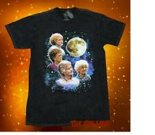 New Golden Girls Space Squad Vintage Retro 80s Shirt