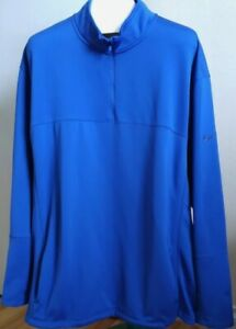 NIKE GOLF THERMA-FIT 1/4 ZIP PULLOVER JACKET MEN'S SIZE 4XL NEW FREE SHIPPING!