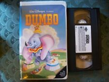 Dumbo (VHS) - Walt Disney Black Diamond The Classics - 024