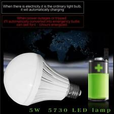 LED Emergency Bulbs E27 Rechargeable Lamps Home Camping Emergency Outdoor Lights