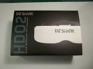 Fat Shark HDO2 FPV Brille