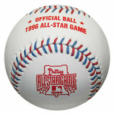Rawlings 1996 All Star Game MLB Official Game Baseball Phillies Boxed