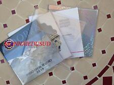 1 Pochette PVC de protection pour BU de taille 16x15,5cm