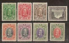 (C) Southern Rhodesia 1931 George V Definitives Mint Cat£40+ (8v)