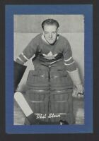 1934-44 Beehive Group I Toronto Maple Leafs Photos #349 Phil Stein