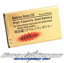 Bateria Alta Capacidad 4200mAh Para Samsung Galaxy Note 3 III N9000 N9002 N9005