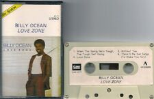 K7 AUDIO / TAPE--BILLY OCEAN--LOVE ZONE--