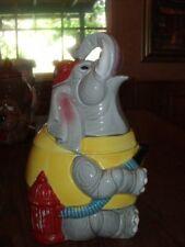Fantastic Vintage Elephant Cookie Jar 1940s?