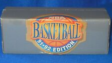 1991-1992 Edition Upper Deck NBA Basketball Card Collection In Original Package