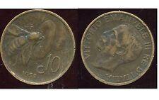 ITALIE  ITALIE  10 centesimi 1935