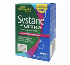 ✅🇲🇾 Systane Ultra Lubricant Eye Drops 0.5ml x 24s 💯
