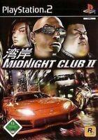 PS2 / Sony Playstation 2 Spiel - Midnight Club 2 mit OVP