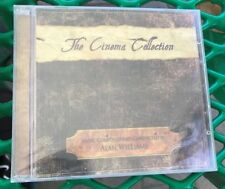 THE CINEMA COLLECTION Music Composed & Conducted By Alan Williams CD New SEALED