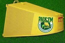 Scag V-Ride Stand-on SMVR 52V Grass Catcher Bagger 4.4 cubic ft.-PK-OVB4