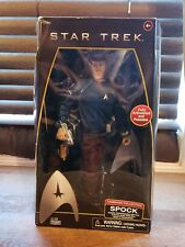 """2009 Playmates STAR TREK COMMAND COLLECTION SPOCK 12"""" FIGURE UNOPENED PACKAGE"""