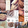 Fashion Rings Boho Accessory Jewelry Finger Urban Rings Stack Knuckle Band Rings