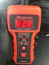 Snap-On Snap On Battery Tester Model YA612A