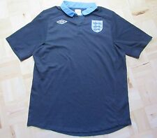 ENGLAND Euro 2012 away football shirt Jersey by UMBRO 2011-2013 adult/ / SIZE L