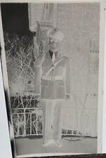 Vintage Film Negatives Prints Lot of 10 Navy Military WWII Era 1940s #8816