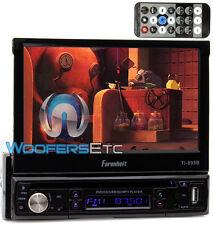 "FARENHEIT TI895B 7"" TV CD DVD USB SD AUX BLUETOOTH 300W AMPLIFIER CAR STEREO NEW"