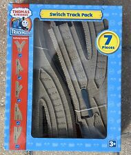 Thomas & Friends NEW Motorized Train Trackmaster Switch Track Pack 7 pieces NIB