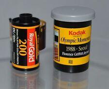 1988 OLYMPIC MOMENTS KODAK SELECT ROYAL GOLD 200 FILM FLORENCE JOYNER