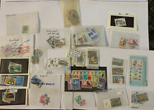 Swaziland Stamps Collection Lot Planes People Culture