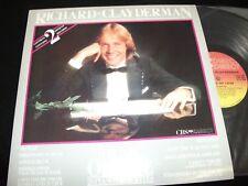 RICHARD CLAYDERMAN<>MUSIC OF LOVE<>2XLp Vinyl~Canada  Press~CBS DME2 059