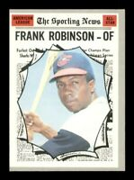1970 Topps Set Break # 463 Frank Robinson All Star NM *OBGcards*