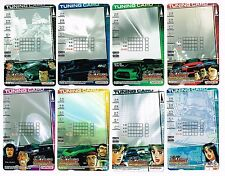 Wangan Maximum Tune 3 / DX / DX+ - Brand New NOS -  8 Blank Tuning Cards