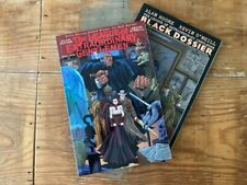 League of Extraordinary Gentlemen Vol 2 Tpb & The Black Dossier Tpb
