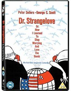 Dr. Strangelove (Collectors Edition) [DVD] [1964] [2002][Region 2]