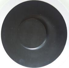 "Stagg 14"" Snare Drum  Rubber Practice Pad Schwarz DP260"