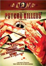 Psycho Killers NEW PAL Cult 3-DVD Set John McNaughton Mary Demas