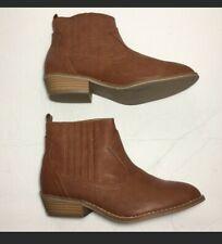 Brown Western Boots Womens size 10 Universal Thread Cognac Georgia
