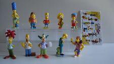 Ferrero Die Simpsons D 2007 incl bpz