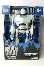 Electronic - The Iron Giant - Talks & Walks ! 15 Inches Tall !