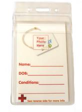 Medical ID Card Set