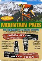 Kool-Stop Bremsschuh V-Brake MTB contour T1 Dual Compuond im Paar